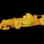 Formula car analysis for car designer