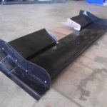 Formula car front wing